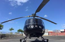 [Video] Uber chính thức ra mắt dịch vụ đi lại bằng trực thăng
