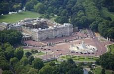 Anh bắt giữ đối tượng xâm nhập Cung điện Buckingham
