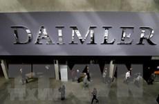 Daimler cắt giảm dự báo lợi nhuận sau khi thua lỗ trong quý II/2019