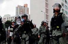 Giới chức Hong Kong lên án người biểu tình quá khích