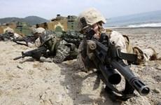 Hàn Quốc khẳng định vẫn tiến hành tập trận chung với Mỹ theo kế hoạch