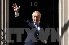 Tân Thủ tướng Anh thúc đẩy kịch bản Brexit không thỏa thuận