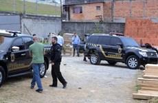 Brazil truy lùng nhóm cướp gần 1 tấn vàng tại sân bay bang Sao Paulo