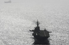 Chuyên gia phân tích ý định của Mỹ tại eo biển Hormuz