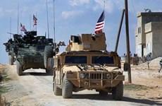 Binh sỹ Mỹ tới Thổ Nhĩ Kỳ để lập vùng an toàn tại biên giới Syria
