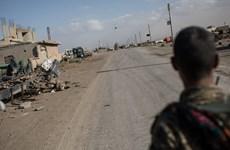 Thổ Nhĩ Kỳ yêu cầu mở rộng vùng an toàn tại miền Bắc Syria