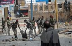 Phiến quân Al-Shabaab tấn công căn cứ quân sự Somalia
