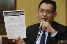 Thái Lan: Quan chức chống tham nhũng che giấu hàng triệu USD