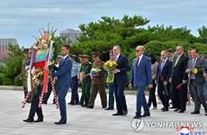 Thứ trưởng Ngoại giao Nga tới Triều Tiên, củng cố quan hệ hợp tác