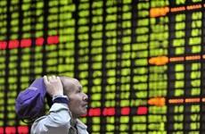 Chứng khoán châu Á bấp bênh do lo ngại chiến tranh thương mại Mỹ-Trung