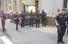 Mỹ: Sơ tán ga tàu điện ngầm ở New York do gói đồ khả nghi