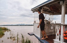 Thái Lan: Nước sông Mekong đang lên, chuẩn bị đối phó với lũ lụt