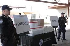 Mỹ áp đặt trừng phạt 3 người Trung Quốc vì cáo buộc buôn lậu ma túy