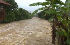 Bắc Bộ, Tây Nguyên có mưa to, nguy cơ lũ quét, sạt lở đất và ngập úng