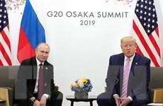 Tổng thống Putin: Nga sẽ phát triển hệ thống tên lửa tầm trung và ngắn