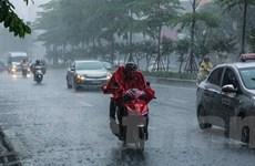 Bắc Bộ còn mưa trên 100mm, đề phòng lũ quét và gió giật