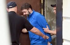 Ukraine thả nhà báo Nga và hoãn phiên tòa xét xử tội phản quốc