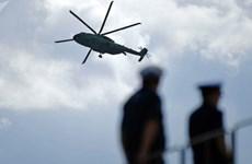 Trung Quốc và Nga ký thỏa thuận phát triển trực thăng hạng nặng