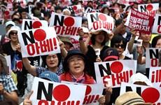 """Hàn Quốc hối thúc Nhật Bản tham gia đối thoại """"vô điều kiện"""""""
