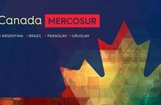 Canada khẳng định tiếp tục đàm phán thương mại với MERCOSUR