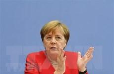 Đức nhấn mạnh giải pháp hai nhà nước trong xung đột Israel-Palestine