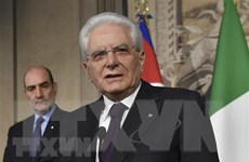 Tổng thống Italy ủy quyền cho Thủ tướng thành lập chính phủ