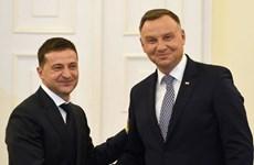 Ukraine, Ba Lan ủng hộ EU thắt chặt trừng phạt đối với Nga