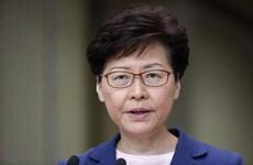 Lãnh đạo Hong Kong phủ nhận dọn đường cho Luật khẩn cấp