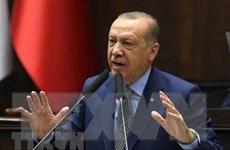Tổng thống Erdogan: Không thể cấm Thổ Nhĩ Kỳ sở hữu vũ khí hạt nhân