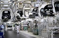 Ngành chế tạo Đức lao đao khi thương mại toàn cầu tăng chậm