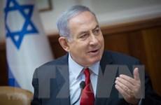 Israel tỏ thái độ cứng rắn trước các vụ tấn công từ Dải Gaza