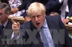 Thủ tướng Johnson bác đề nghị hợp tác với đảng Brexit