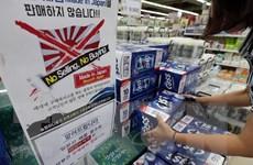 Nhật Bản đồng ý đàm phán song phương về thương mại với Hàn Quốc