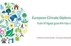 Tuần lễ Ngoại giao Khí hậu châu Âu 2019 hướng tới giới trẻ