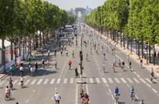 """[Video] Người dân Paris hưởng ứng ngày """"Không Ôtô''"""