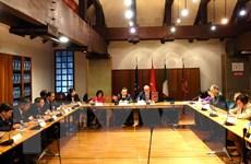 Phó Chủ tịch Quốc hội làm việc với các lãnh đạo Hạ viện Italy