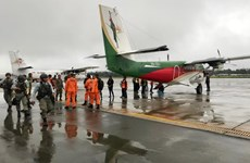 Indonesia tìm thấy thi thể trong vụ máy bay chở hàng mất tích
