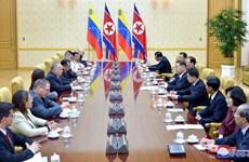 Venezuela và Triều Tiên tăng cường hợp tác song phương