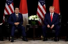 Mỹ, Nhật ghi nhận tầm quan trọng của hợp tác an ninh với Hàn Quốc