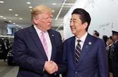Nhật Bản và Mỹ đạt thỏa thuận thương mại song phương