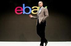 CEO Devin Wenig của trang thương mại điện tử eBay từ chức
