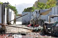 Bạo lực tiếp diễn tại Afghanistan khi chiến dịch tranh cử kết thúc