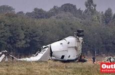 Máy bay Lục quân Quân Ấn Độ rơi, 2 phi công thiệt mạng