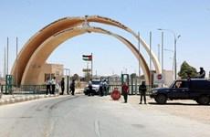 Iraq quyết định mở lại cửa khẩu Qaim với Syria vào ngày 30/9