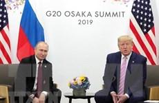 Nga phản ứng về việc công khai nội dung điện đàm với Mỹ