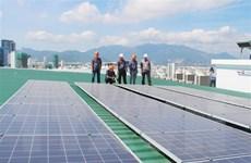 Cung cấp nguồn điện mặt trời nổi quy mô lớn đầu tiên tại Việt Nam