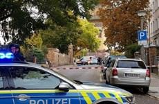 Đức: Bắt giữ một nghi phạm trong vụ nổ súng tại thành phố Halle