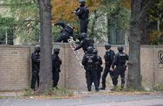 Vụ xả súng tại Đức đã được truyền trực tiếp trên mạng