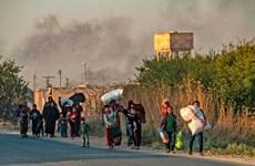 Hơn 60.000 người Syria phải đi sơ tán trong chưa đầy một ngày