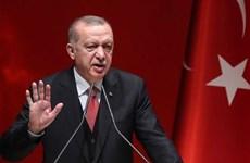 Tổng thống Thổ Nhĩ Kỳ dọa gửi người tị nạn Syria tới châu Âu